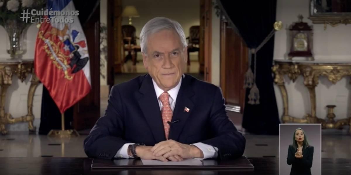 Tras discurso del Presidente Piñera: ¿Cuáles son los beneficios para la emergencia del coronavirus?
