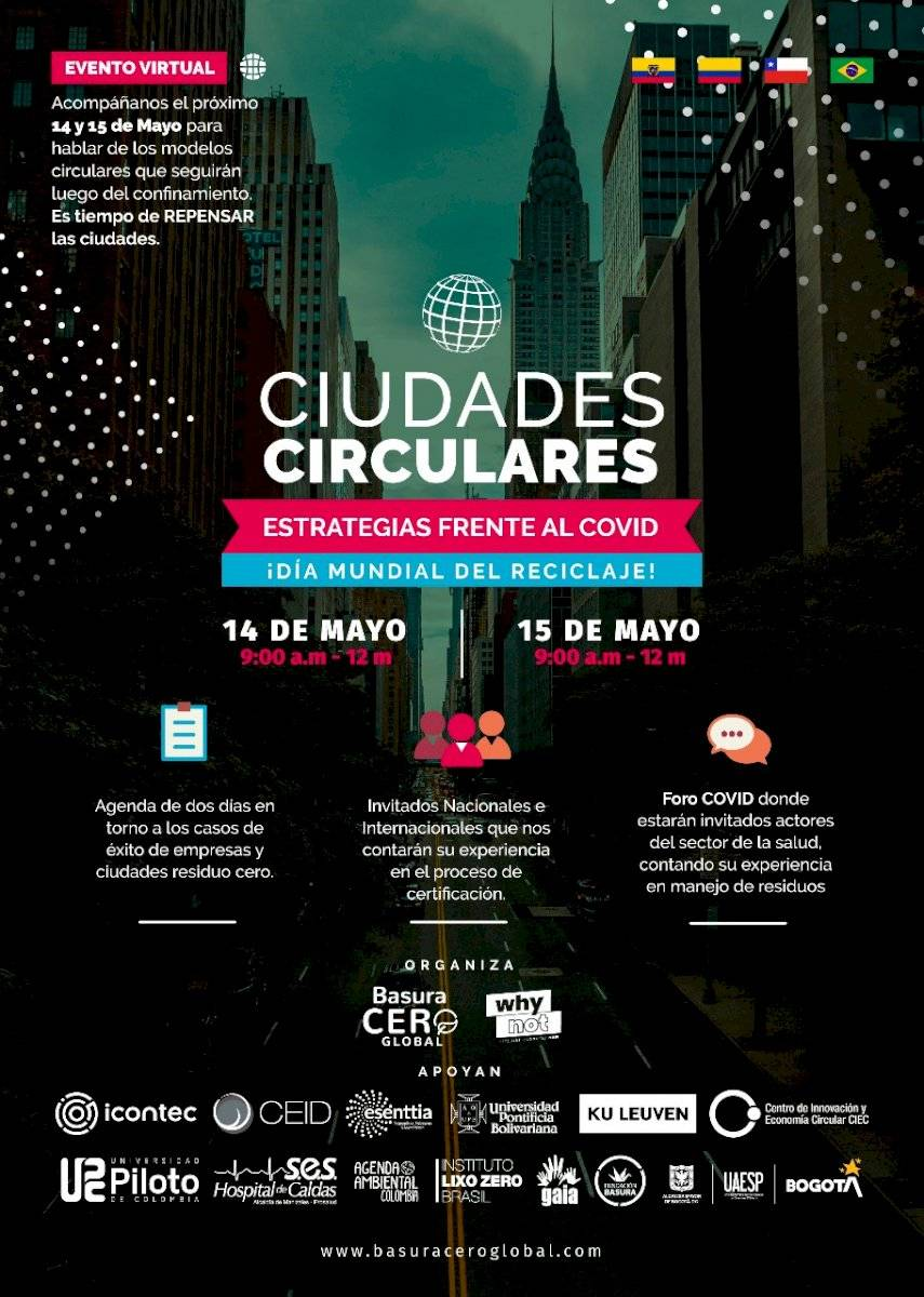 Ciudades circulares
