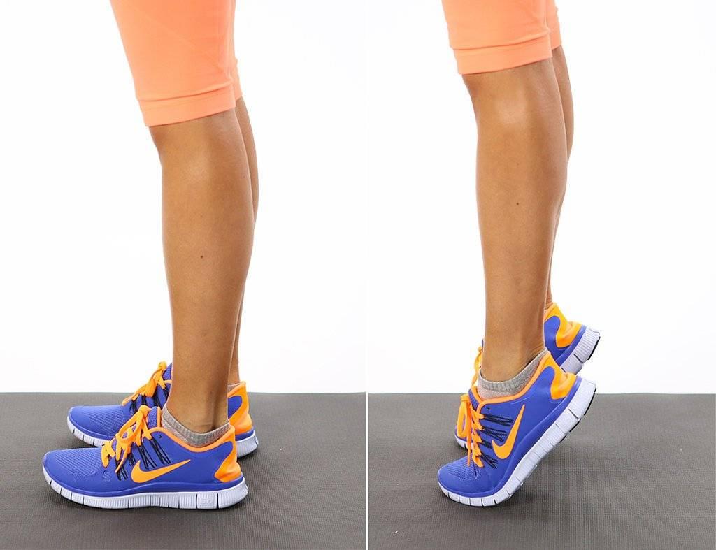 La elevación de piernas es muy buena para fortalecer la parte de atrás