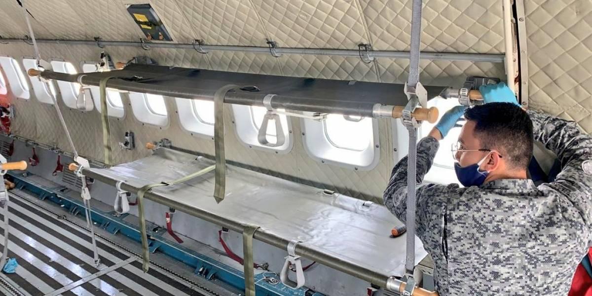 Pacientes con coronavirus en Leticia serán trasladados a Bogotá