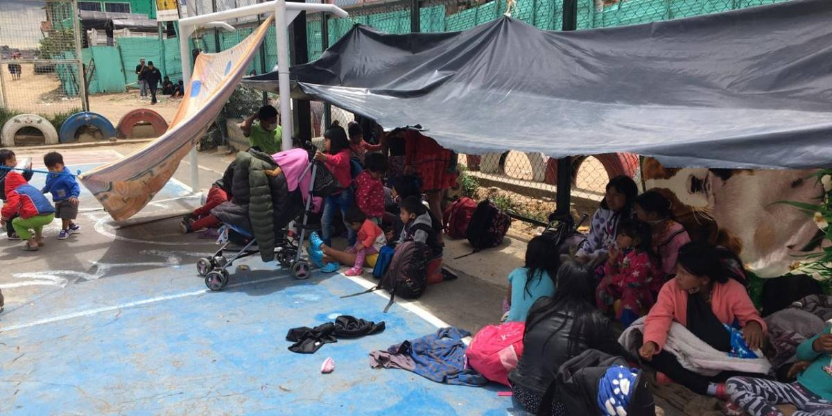 El largo camino de los indígenas de Ciudad Bolívar para conseguir ayudas