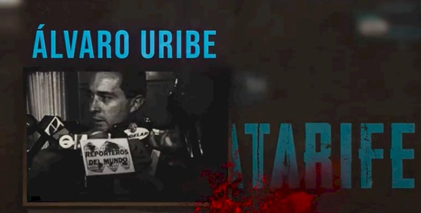 Revelan la intro de 'Matarife', una serie sobre Álvaro Uribe