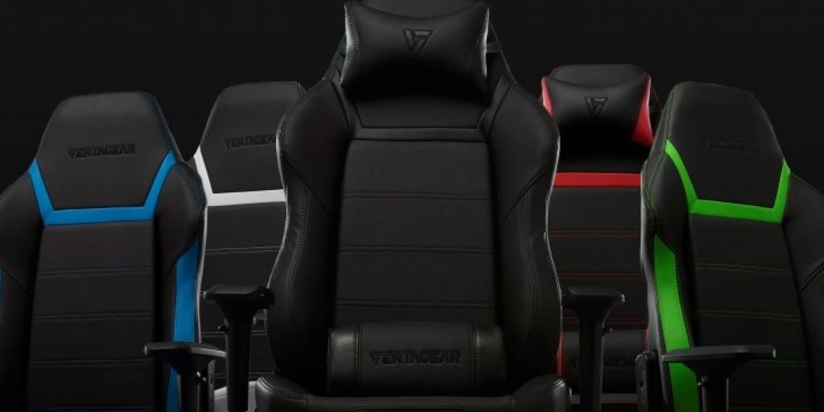 5 cadeiras gamer para você se sentir um profissional de verdade