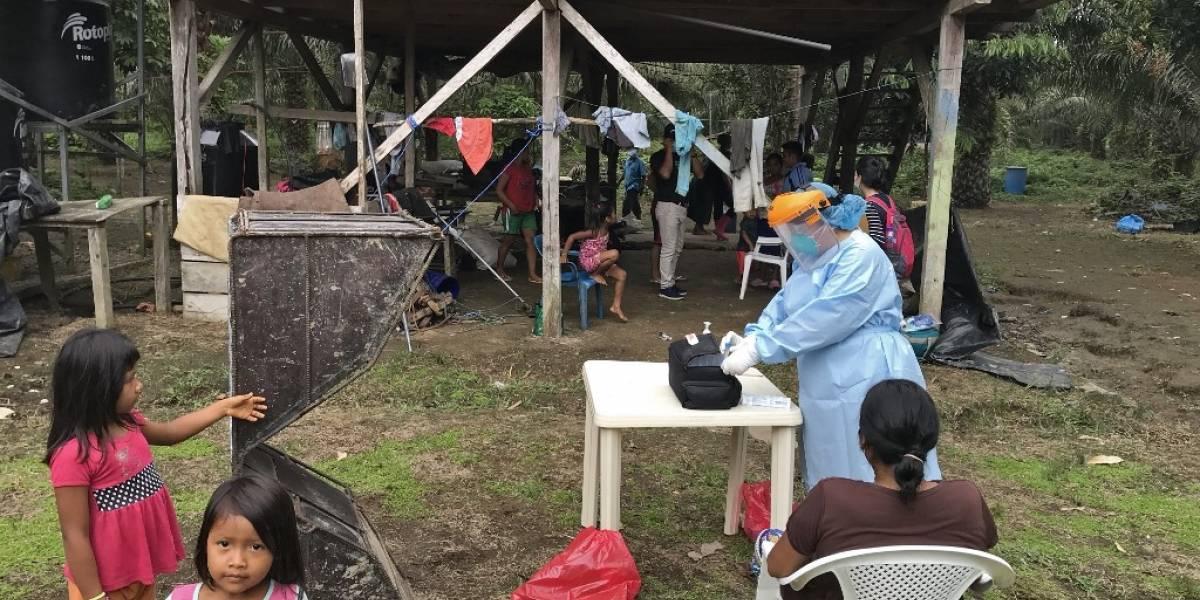 Detectan primer caso de coronavirus en comunidad indígena waorani de Ecuador