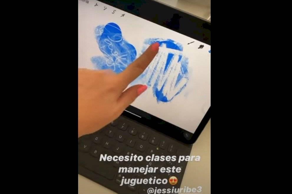 Regalo de Jessi Uribe para Paola Jara