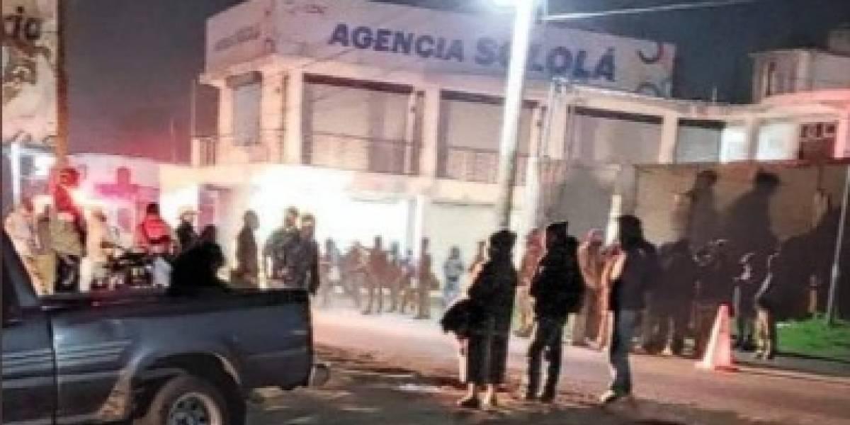 Autoridades indígenas de Sololá no permitirán que ingresen productos a la localidad