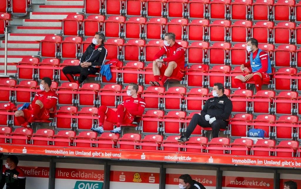 Union Berlin vs Bayern Munich por la Bundesliga