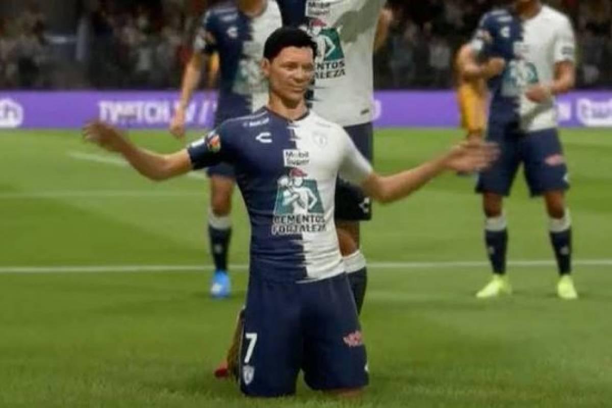 La eLiga MX superó los 400 goles y el máximo anotador apenas tiene 68 de valoración