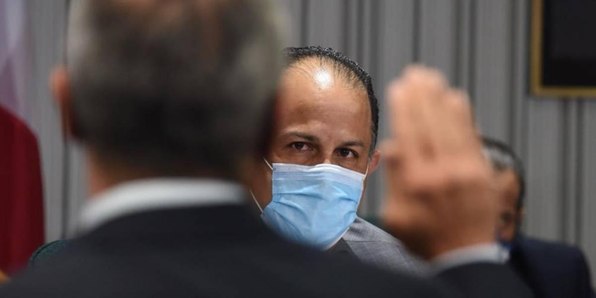 Comisión de Salud cita a empresa 313 LLC sobre la compra de pruebas rápidas