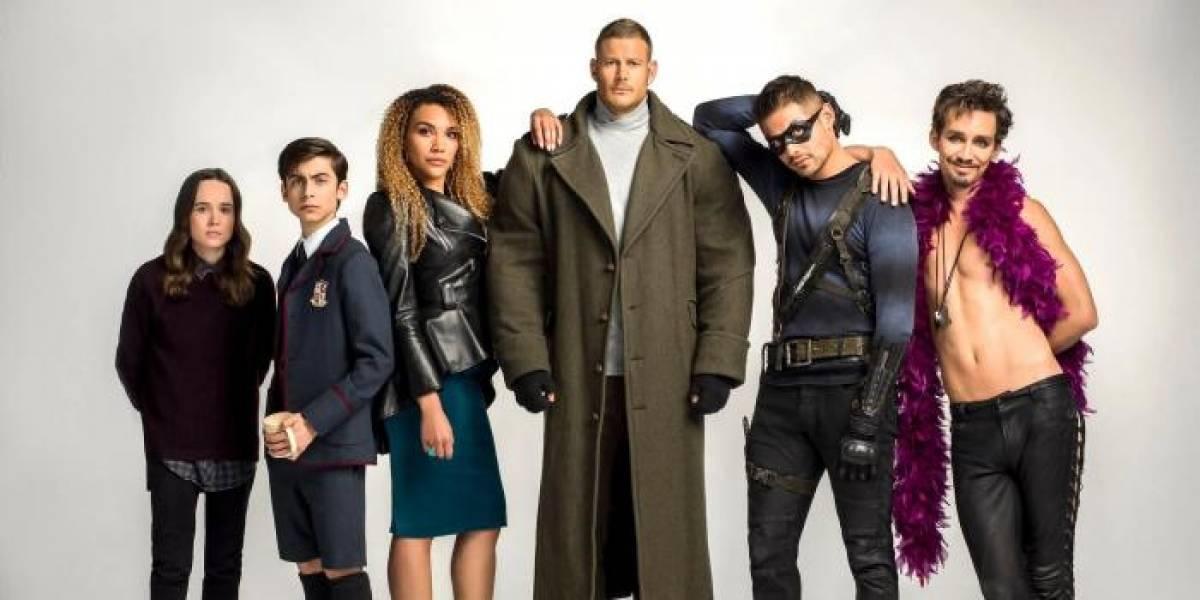 'The Umbrella Academy' ganha podcast sobre bastidores da segunda temporada