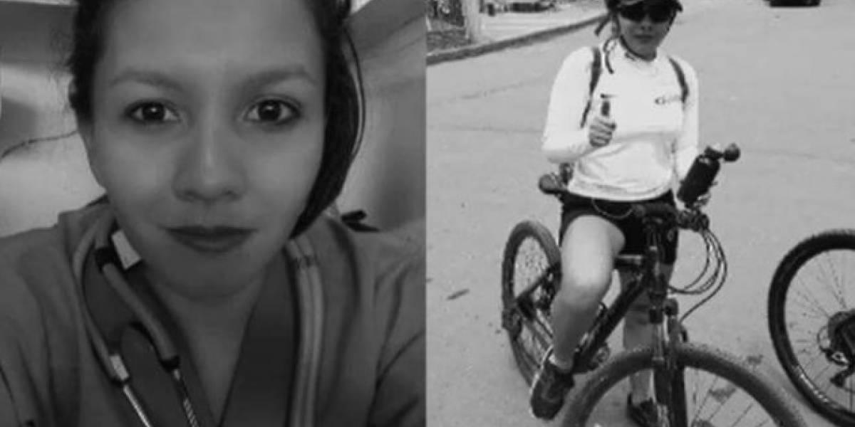 Capturan al presunto asesino de la enfermera a la que le robaron su bicicleta