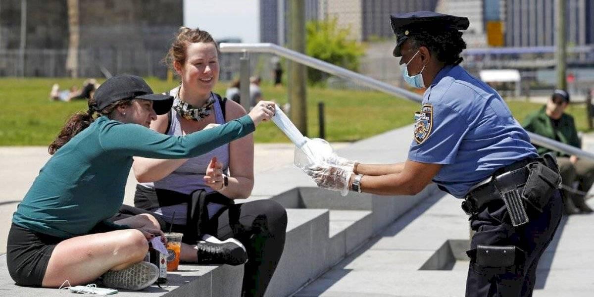 Nueva York incrementa acceso a pruebas para detectar coronavirus