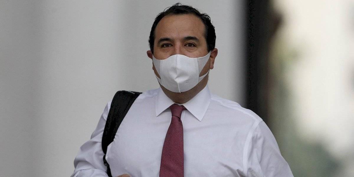 Piñera designa a Juan Francisco Galli como ministro interino del Interior