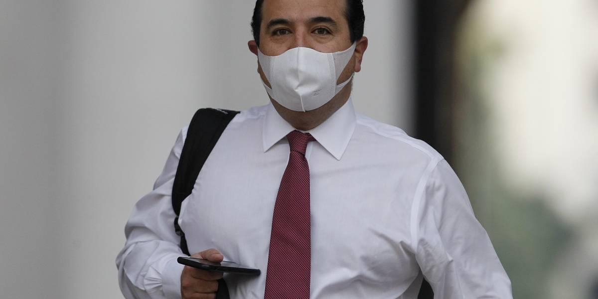 Otro más: subsecretario Galli también inicia cuarentena preventiva por coronavirus positivo de senador Pizarro