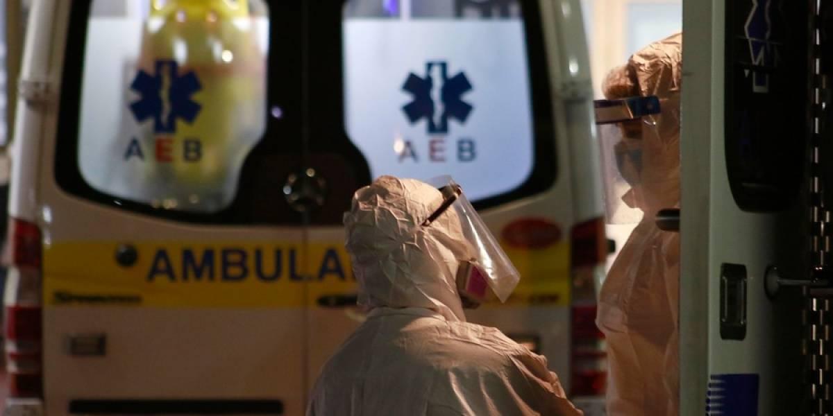 Chile: confirman 28 fallecidos por covid-19 en las últimas 24 horas y 2.278 contagios nuevos