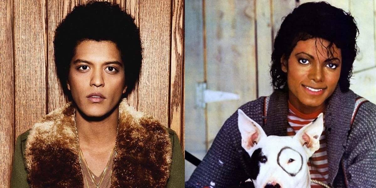Sorprendente teoría de que Bruno Mars es hijo de Michael Jackson