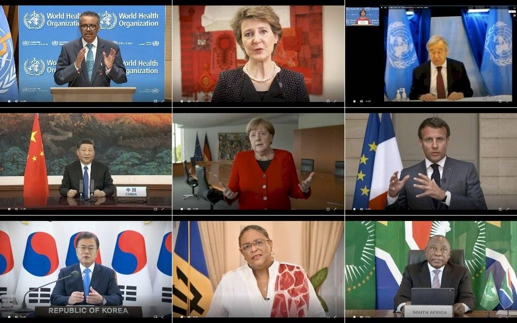 Asamblea de la Organización Mundial de la Salud (OMS)