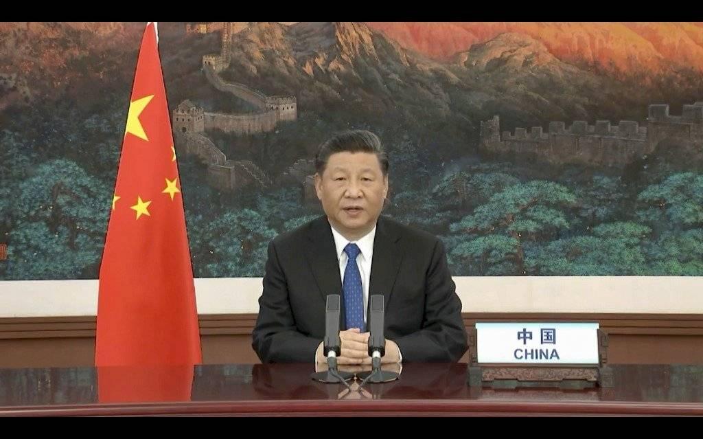 Xii Jinping, presidente de China
