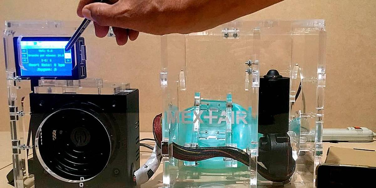 Coronavirus: Cinvestav Guadalajara se basa en proyecto del MIT para crear respirador inteligente