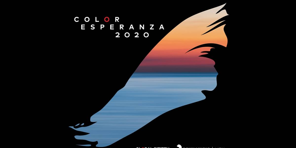 """""""Color esperanza"""" llega en una nueva versión para recaudar fondos contra el COVID-19"""