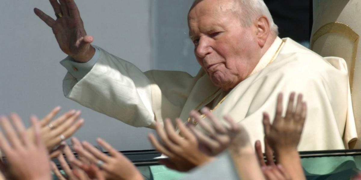 Conmemoran el centenario del nacimiento del papa Juan Pablo II