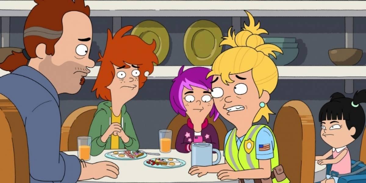 """""""Duncanville"""", la nueva serie animada de los creadores de """"Los Simpson"""", tendrá su pre-estreno este domingo en Chile"""