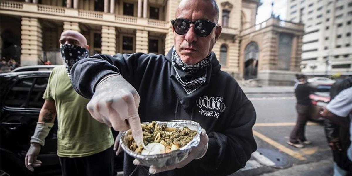 Marmitas do Bem: como ajudar projeto do chef Fogaça que alimenta moradores de rua