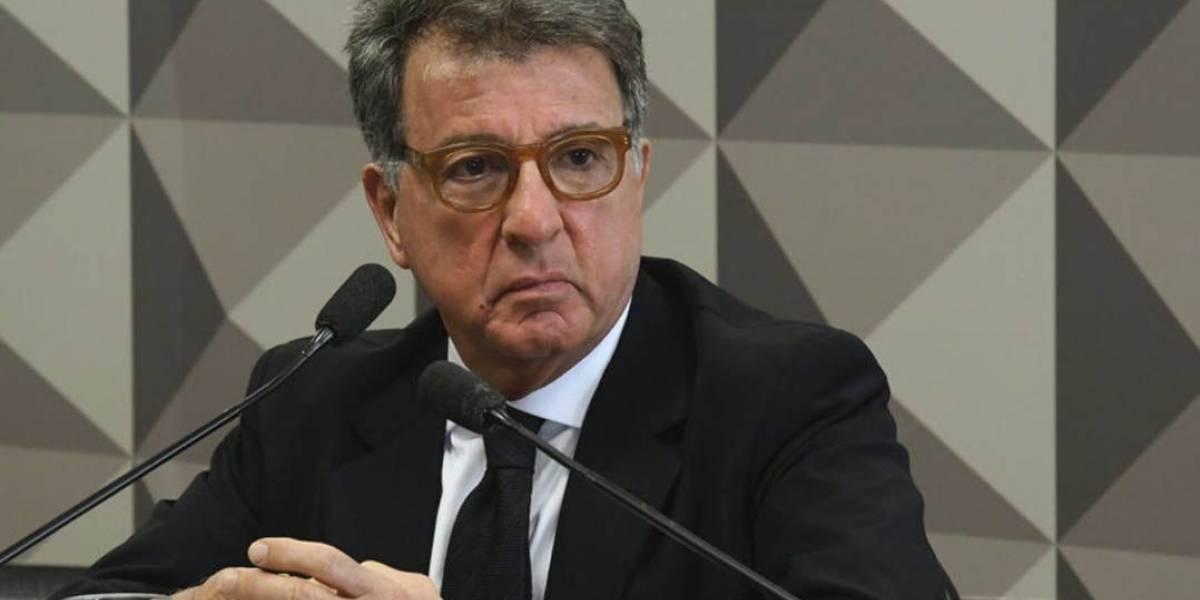 Paulo Marinho depõe na PF sobre vazamento de informações a Flávio Bolsonaro