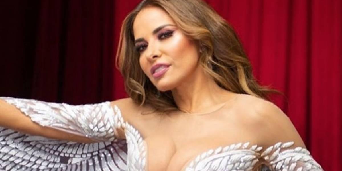 Con ardiente vestido de látex, Gloria Trevi hace delirar a sus fans en Instagram