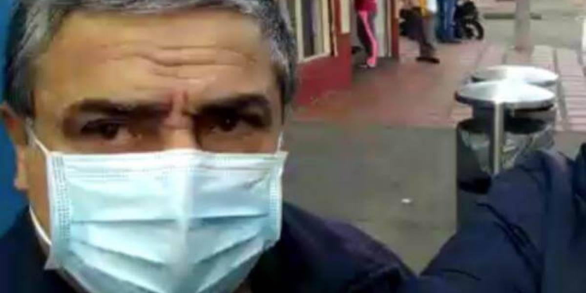 """La pesadilla que vivió el vigilante """"secuestrado"""" durante 50 días en una bodega en Bogotá"""