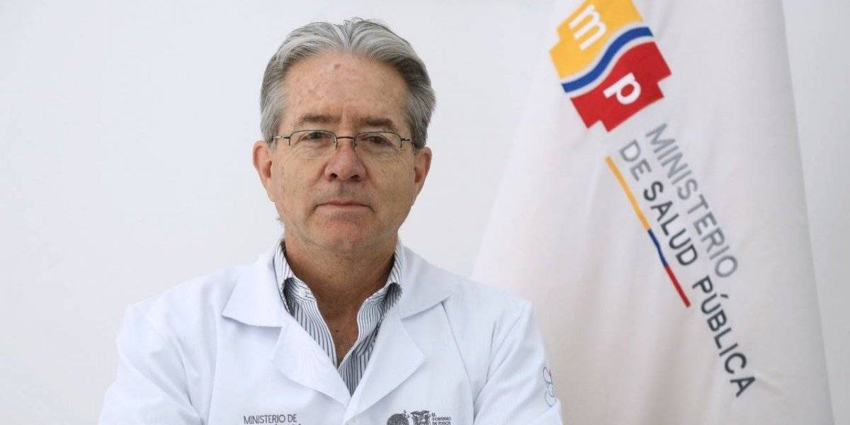 """Ministro Juan Carlos Zevallos: """"si yo fuera el alcalde ya hubiera abierto Quito"""""""