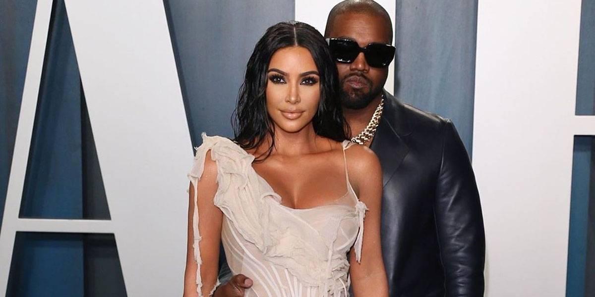 ¡Se separan dentro de su propia mansión! Kim Kardashian y Kanye evalúan el divorcio