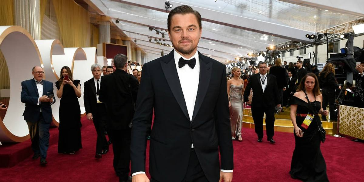 Leonardo DiCaprio donates$ 2 million to the environmental reserve in the Congo