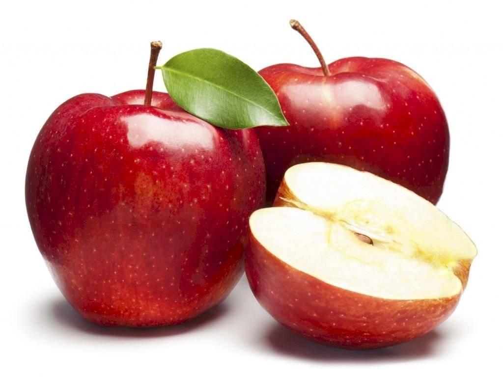La manzana es diurética y una de las frutas que debes consumir durante el embarazo