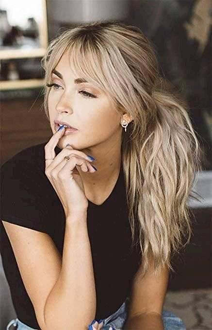Las mejores variaciones de peinados para cara alargada Fotos de cortes de pelo tutoriales - Peinados para cara alargada que resaltan la belleza de tu ...
