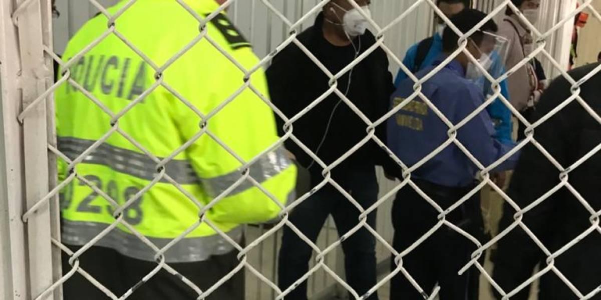 Inician traslados de reclusos para descongestionar Uris en Bogotá