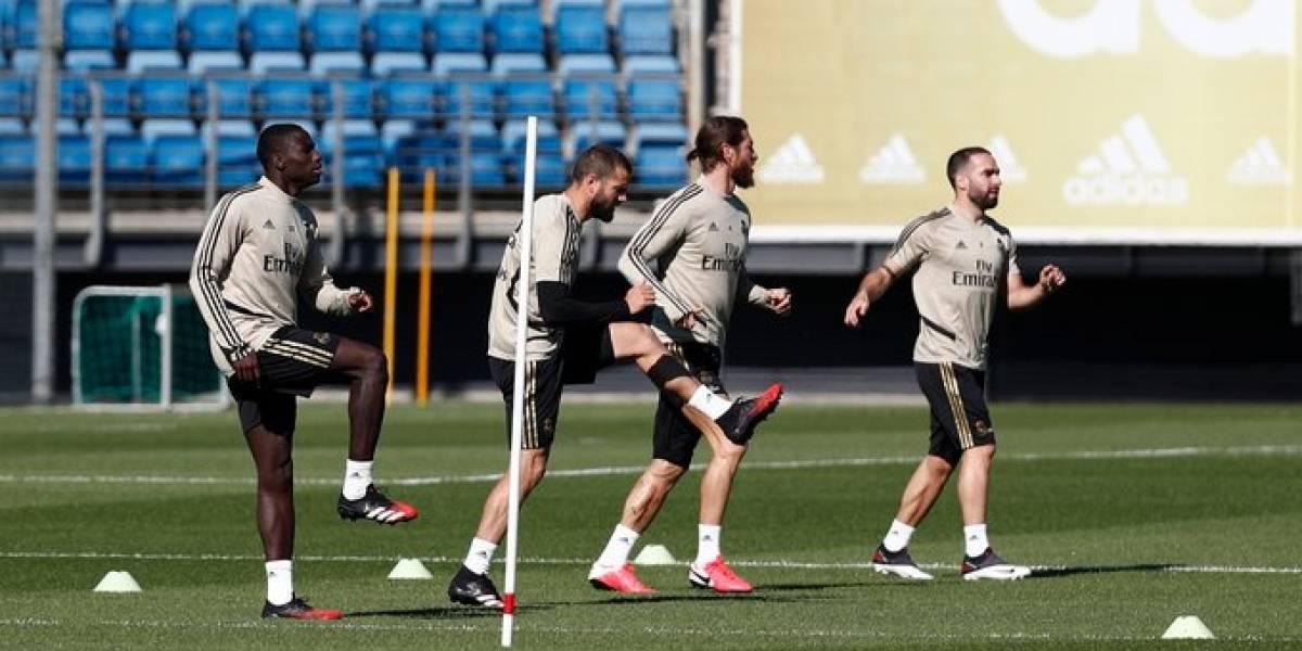 Clubes de La Liga inician con los entrenos grupales