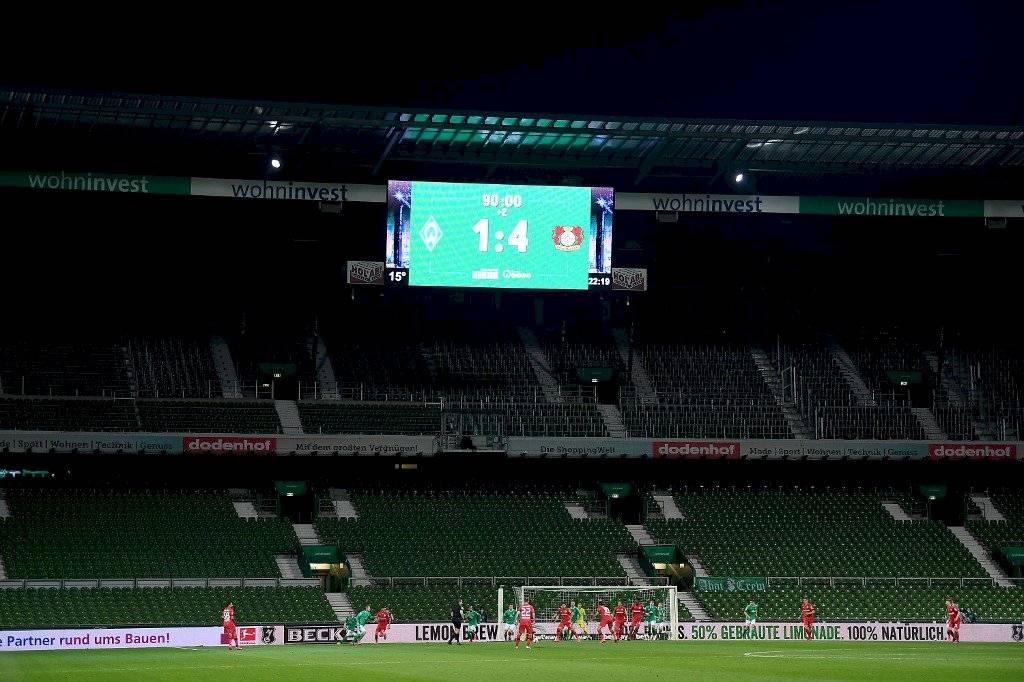 Resultado del partido Werder Bremen vs Baker Leverkusen por la Bundesliga