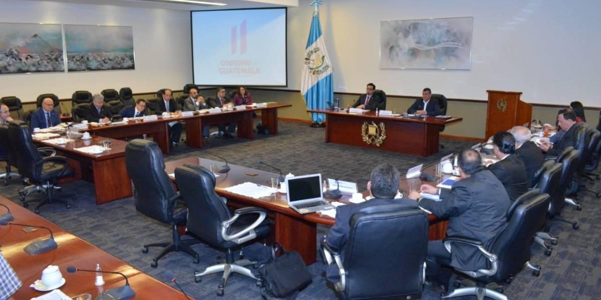 Gabinete define acciones para reactivación económica del país