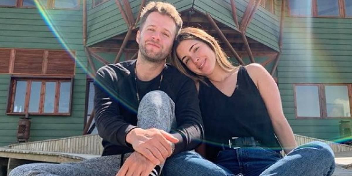 ¿Sebastián Yepes y Alejandra Tamayo serán padres?
