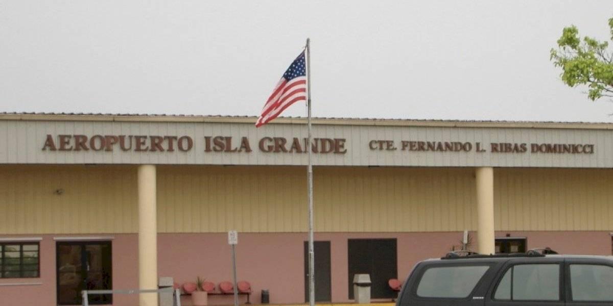 Puertos anuncia subastas para mejoras en aeropuertos de Isla Grande y Vieques