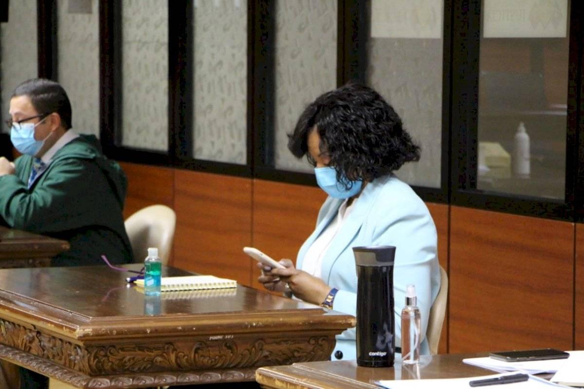 Fiscalía solicita prisión preventiva para Alexandra Ocles y otros tres funcionarios de Riesgos
