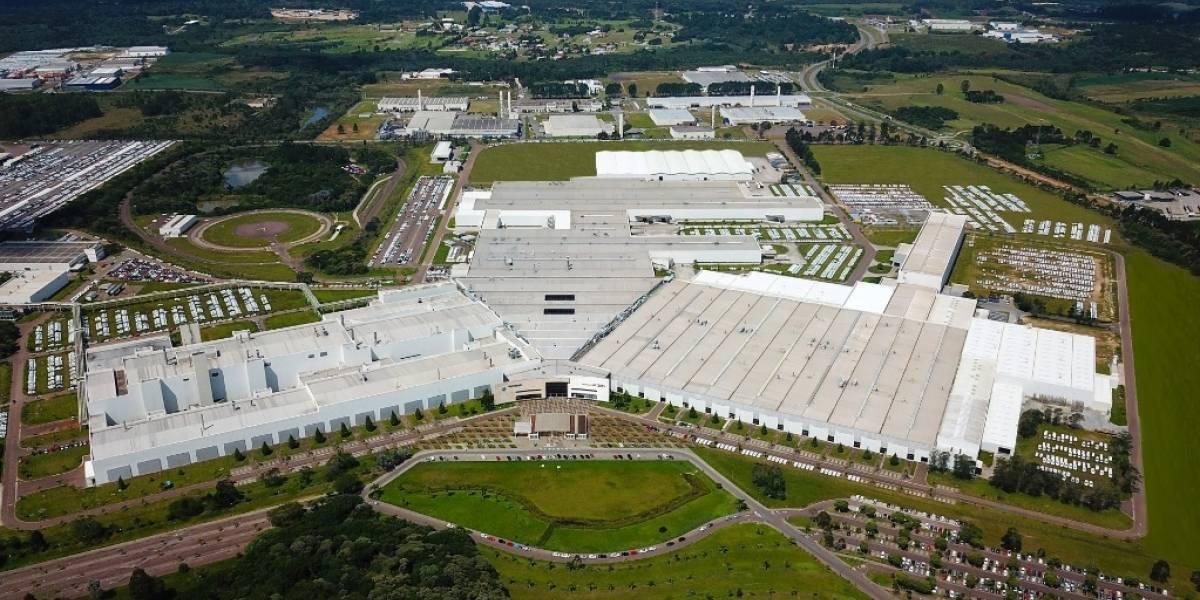 Volkswagen inicia retomada gradual da produção no Brasil