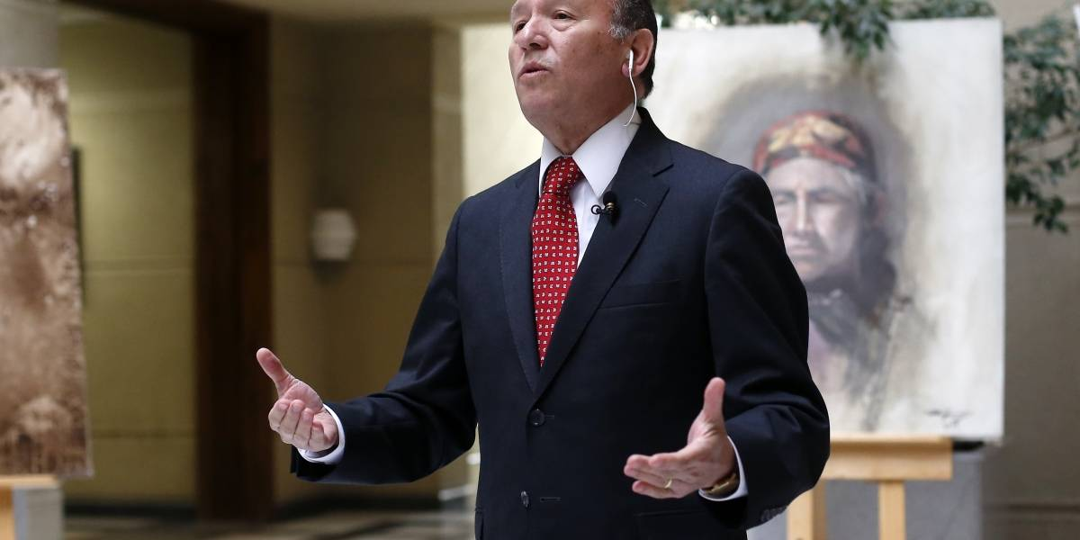 Todos cayendo: senador José García Ruminot dio positivo de coronavirus