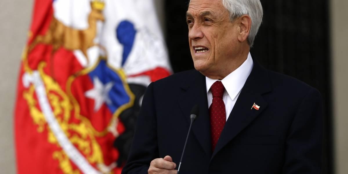 Presidente Piñera podría dar la Cuenta Pública telemática desde el living de su casa