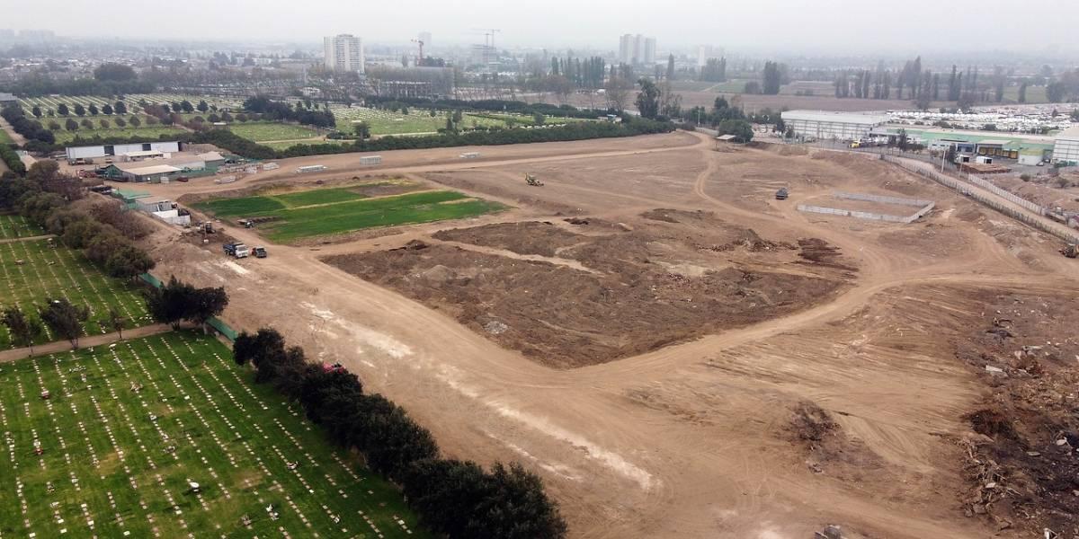 """Otro cementerio que """"crece"""": El Parque del Sendero hace ampliación en medio de crisis del Coronavirus"""