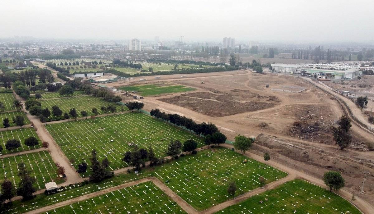 Cementerio Parque del Sendero