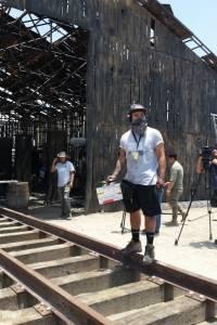 Filmaciones en Jalisco.