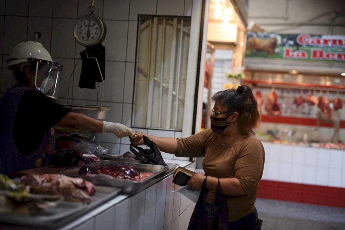 Carnicería en el Mercado La Milagrosa Edwin Bercián