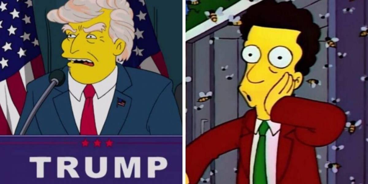 ¿Cómo logran Los Simpson predecir el futuro? Los creadores lo revelaron